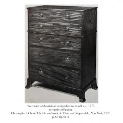 Thomas Chippendale Junior George III Chest of Drawers attributed to Thomas Chippendale Junior - 1012610