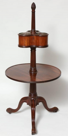 Thomas Chippendale Wine Stand Attributed to Thomas Chippendale - 298496