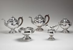 Thomas Fletcher 5 Pieces Silver Tea Service - 69278