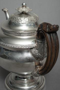 Thomas Fletcher 5 Pieces Silver Tea Service - 69301