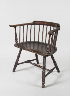 Thomas Gilpin An Early Philadelphia Low Back Windsor Armchair - 831959