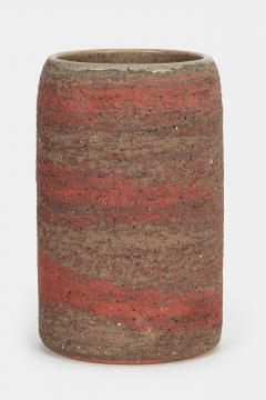 Thomas Hellstr m Thomas Hellstr m clay vase for Nittsj 1960 - 1575515