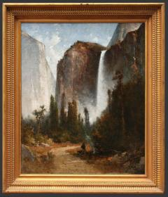 Thomas Hill Yosemite Falls - 1604564