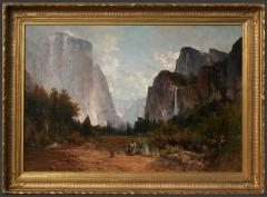 Thomas Hill Yosemite Valley - 1830591