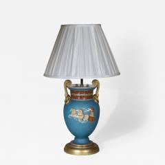 Thomas Hope 19th Century Neoclassical Table Lamp - 1065902