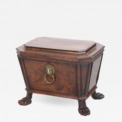 Thomas Hope English Regency Cellarette - 860623