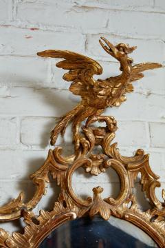 Thomas Johnson Georgian Oval Rococo Mirror - 1808707