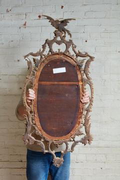 Thomas Johnson Georgian Oval Rococo Mirror - 1808710