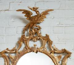 Thomas Johnson Georgian Oval Rococo Mirror - 1808711