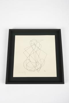 Thomas Ring Drawing Construction 1921 - 1837862