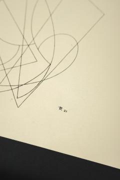 Thomas Ring Drawing Construction 1921 - 1837865