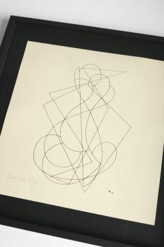 Thomas Ring Drawing Construction 1921 - 1837866