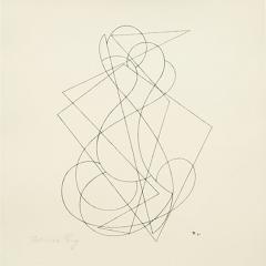 Thomas Ring Drawing Construction 1921 - 1839574