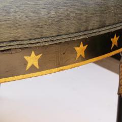 Thomas Sheraton An Early American Regency Chair After Sheraton - 650638