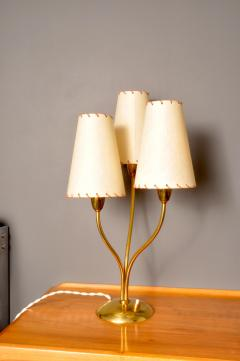 Three Armed Table Lamp Switzerland 1950s - 1328601