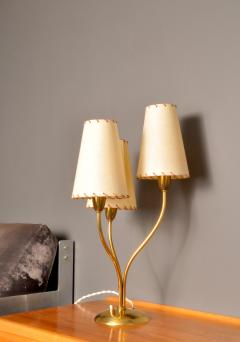 Three Armed Table Lamp Switzerland 1950s - 1328602