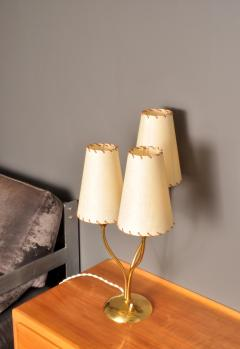 Three Armed Table Lamp Switzerland 1950s - 1328603