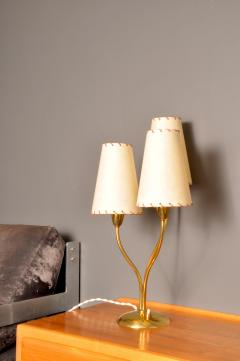 Three Armed Table Lamp Switzerland 1950s - 1328604