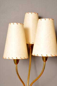 Three Armed Table Lamp Switzerland 1950s - 1328605