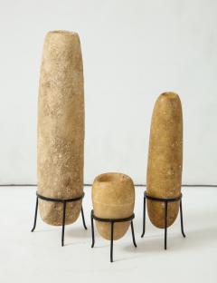 Three Egyptian Alabaster Amphores  - 937042