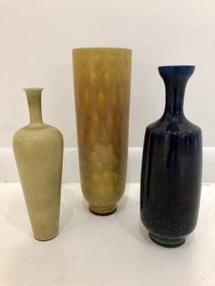 Three Large Berndt Friberg Vases - 1069536