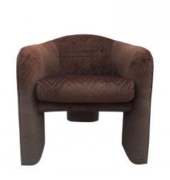 Three Legged Architectural Armchair by J Schellenberg Interiors - 580720