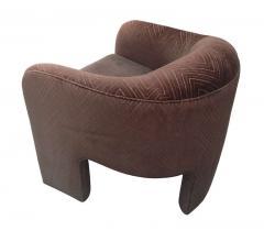 Three Legged Architectural Armchair by J Schellenberg Interiors - 580721