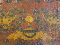 Tibetan Painted Door - 767553