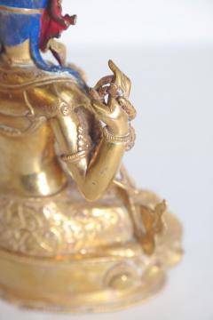 Tibetian Buddhist Deity Chenrezig Four Armed Avalokiteshvara - 2006908