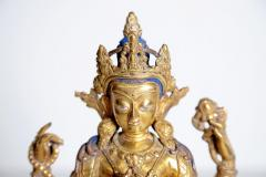 Tibetian Buddhist Deity Chenrezig Four Armed Avalokiteshvara - 2006912