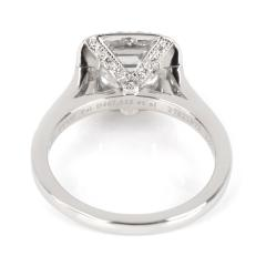 Tiffany Co Legacy Diamond Engagement Ring in Platinum G VS1 1 96 CTW - 1286637