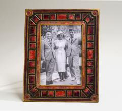 Tiffany Studios Art Deco Pattern Picture Frame - 1034718