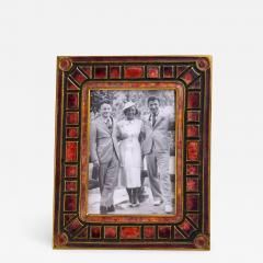 Tiffany Studios Art Deco Pattern Picture Frame - 1036610