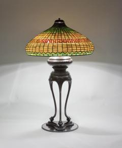 Tiffany Studios Chinese Table Lamp - 705460