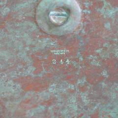 Tiffany Studios Co Bronze and Glass Shade - 2068372