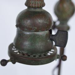 Tiffany Studios Co Bronze and Glass Shade - 2068374