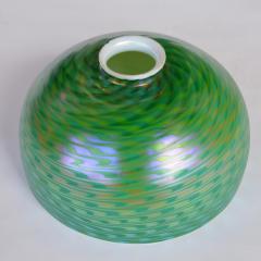 Tiffany Studios Co Bronze and Glass Shade - 2068376