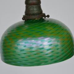 Tiffany Studios Co Bronze and Glass Shade - 2068377