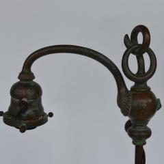 Tiffany Studios Co Bronze and Glass Shade - 2068380