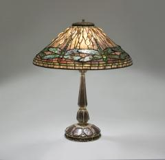 Tiffany Studios Dragonfly Table Lamp - 728544