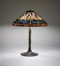 Tiffany Studios Dragonfly Table Lamp - 1028388