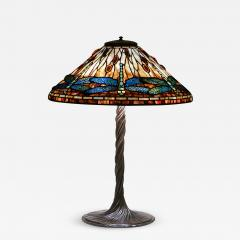 Tiffany Studios Dragonfly Table Lamp - 1031220