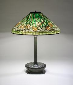 Tiffany Studios Early Daffodil Table Lamp - 595217