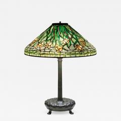 Tiffany Studios Early Daffodil Table Lamp - 595666