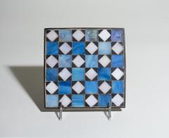 Tiffany Studios Geometric Favrile Glass Mosaic Trivet - 1226400