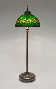 Tiffany Studios Lemon Leaf Senior Floor Lamp - 1134330