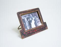 Tiffany Studios Louis C Tiffany Furnaces Inc Art Deco Calendar Frame - 1307386