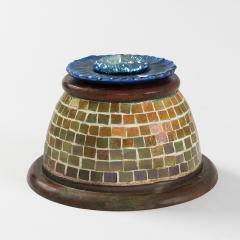 Tiffany Studios Mosaic Inkwell by Tiffany Studios New York - 1121792