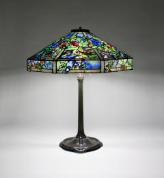 Tiffany Studios October Night Table Lamp - 287055