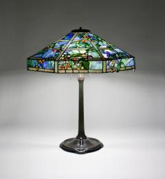 Tiffany Studios October Night Table Lamp - 287056